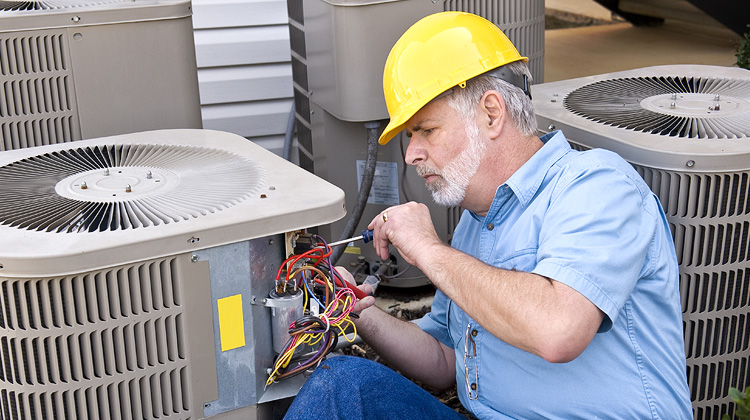HVAC Repair Man